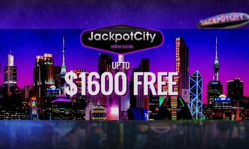 Bonus JackpotCity